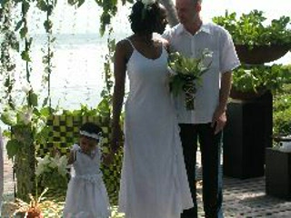 Apa Villa Illuketia: Wedding on Apa Villa Thalpe Beach Hotel