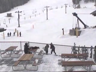 Monarch Ski area time-lapse