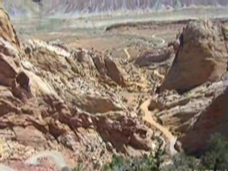 Capitol Reef National Park, UT: Burr Trail Utah