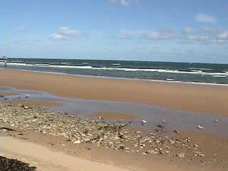 Plages du Débarquement de la Bataille de Normandie : 111 Modern Day Omaha Beach