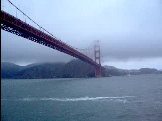 33a. Golden Gate Bridge Video