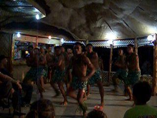 Apia, Samoa: 12 Fiafia - traditional Samoan dancing & singing