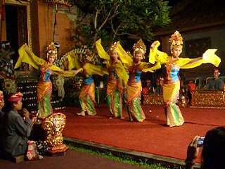 Legong Girls Dancing Video Of Bali Indonesia Tripadvisor