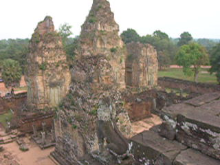 Siem Reap, Cambodia: j. VIDEO - Pre Rup