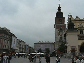 Krakau, Polen: 01 Krakow