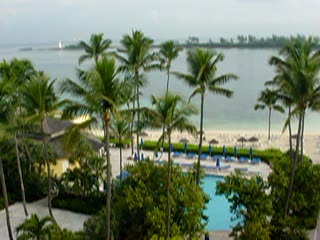 British Colonial Hilton Nassau: Balcony