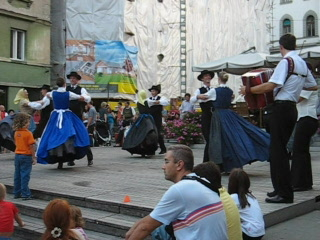 Slovenien: Slovenian Folkdance