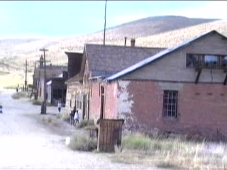 Bridgeport, CA: Ghost Town of Bodie