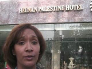 Helnan Palestine Hotel: 17. Lunch in Alexandria, Egypy