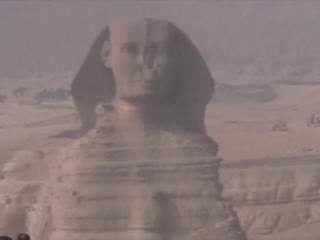 Giza, Egitto: Anita that the sphzix