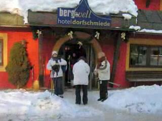 St. Johann in Tirol, Austria: Skiing in St.Johann/Tirol