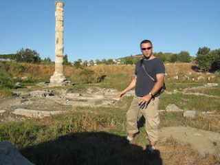 Selcuk, Tyrkia: The Temple Of Artemis movie