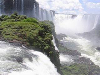 Sydamerika: Video of Falls