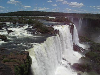 Foz do Iguaçu, PR: Falls Video