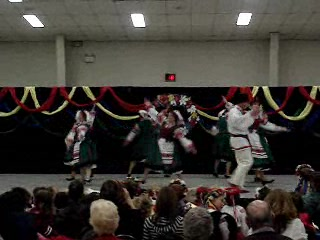 Canadian Folk Dancing PART TWO
