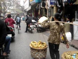 001 - Bikes in Hanoi