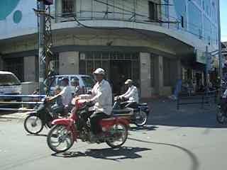 Kambodja: Phenom Phen Highstreet