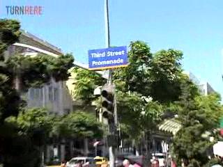 Santa Monica, CA: Third Street Promenade