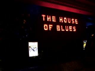 Mandalay Bay Resort & Casino: House of Blues, Mandalay Bay, Las Vegas
