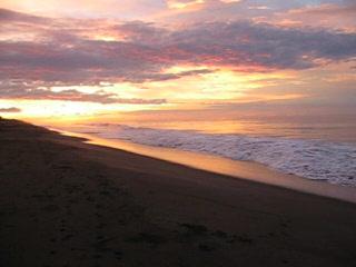 Monterrico, กัวเตมาลา: Sunrise