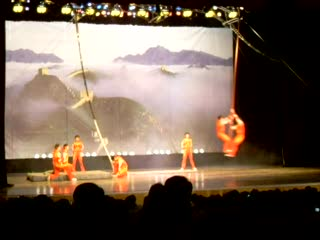 Shanghái, China: 25 Acrobats