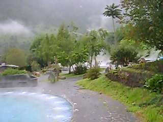 Papallacta, Ekvador: hot thermal pools