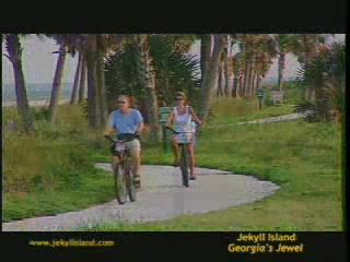 Escape to Jekyll Island