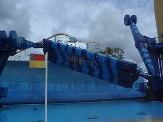 Queensland, Avustralya: The Wave Ride