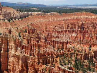Views Along the Rim - Bryce