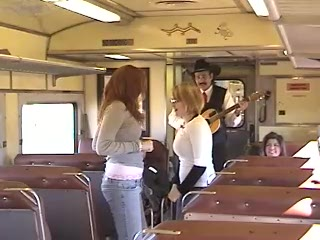Williams, AZ: Grand Canyon Railway Entertainment
