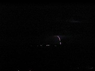 Kalgoorlie-Boulder, Australia: lighning storm