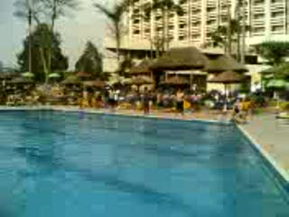 Transcorp Hilton Abuja: Swimming Competition