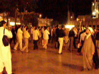 طهران, إيران: Religious procession - Qom