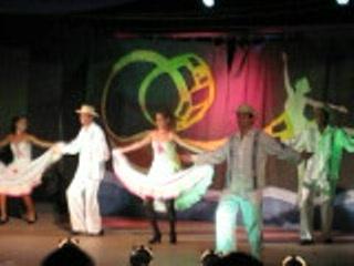 Camaguey, Cuba: Club Amigo Caracol Dancers