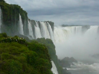 Iguazu National Park, Argentine : Devil´s Throat