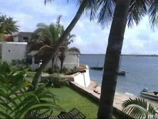 Isla de Lamu, Kenia: Video Tour of Peponi Hotel