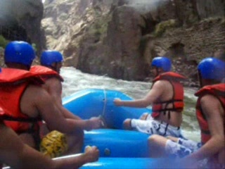 Canon City, Κολοράντο: Whitewater Rafting Colorado