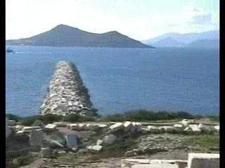 นักซอส, กรีซ: Naxos town
