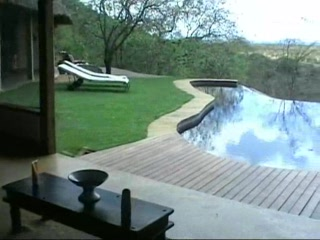 Meru National Park, Kenya: Video Tour of Elsa's Private House