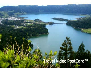 Azores, Portugal: Europe Travel- Travel Video PostCard™