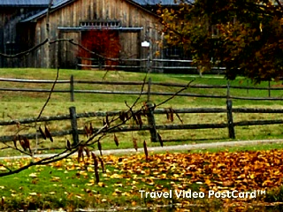 Grafton, Vermont: New England Travel - Travel Video PostCard™