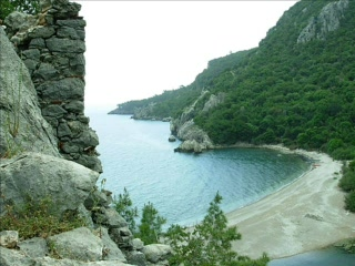 Cirali beach and tour of Olympos - April 2007