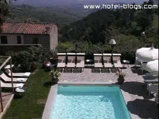 Hotel Villa Sassolini: Villa Sassolini, Tuscany