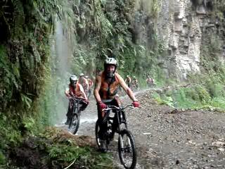 لا باز, بوليفيا: 19 Wet n Wild
