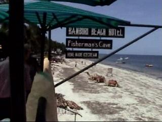 Bamburi Beach Hotel.