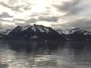 Seward, Αλάσκα: Kenai Fjords Nat'l Park cruise...my video