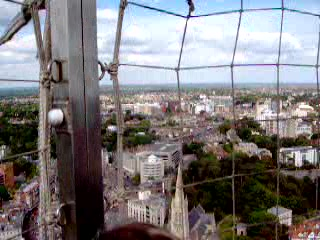 Bournemouth (เมืองโบร์นมุธ), UK: Video from Bournemouth Eye