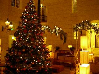 Polonia Palace Hotel: WARSAW   DEC 2006