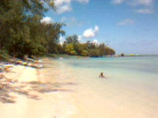 Mauricio: Plage de Mon Choisy Ile Maurice Mont Choisy Public Beach Mauritius