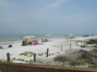 Sanibel Island Lighthouse Beach June 5